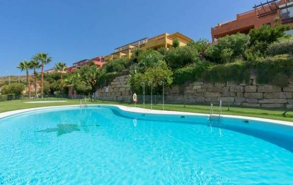Frontline Golf Apartment for Sale in Casares Costa