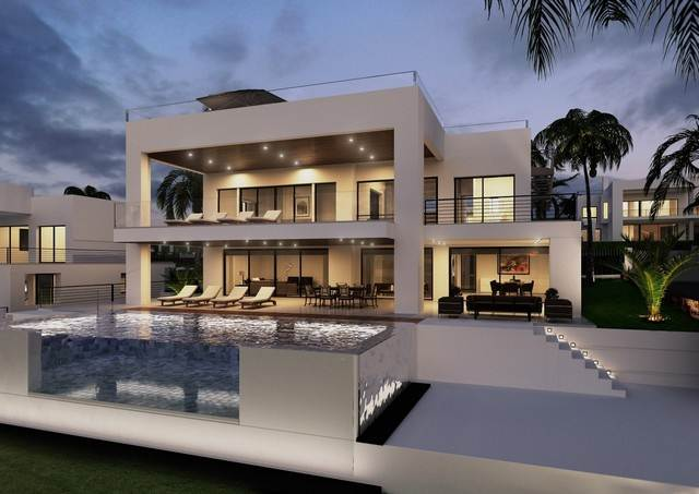 elegant villa for sale in nueva andalucia marbella