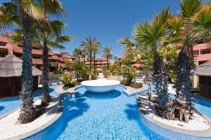 Frontline Beach Apartment for Sale in Estepona
