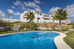 New Spacious Apartment for Sale in Casares Costa